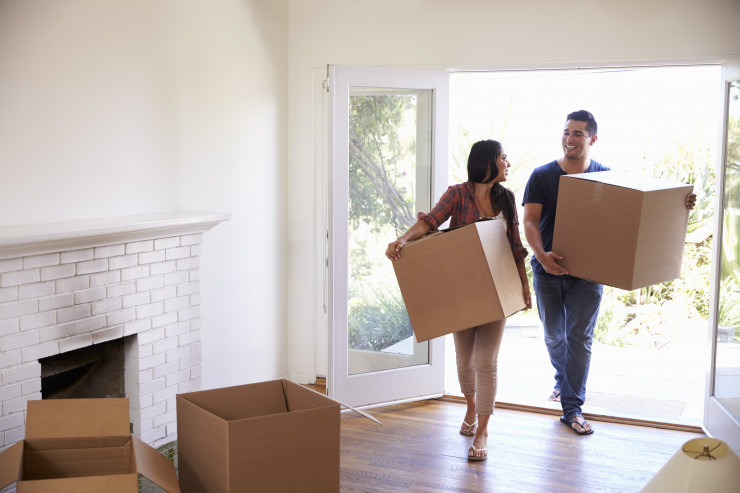 Long-Distance Residential Moving
